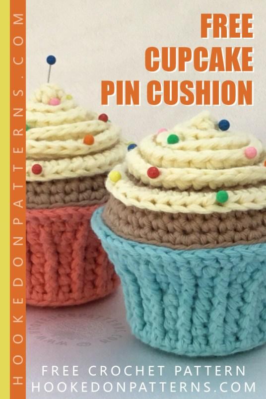 Crochet Baby Cupcake Hat Pattern Free | Crochet hats, Crochet baby ... | 804x536